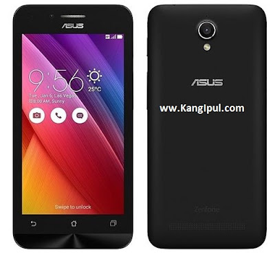 Cara Flash Asus ZenFone Go