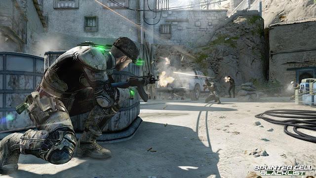 Splinter Cell Blacklist Full Tek Link İndir + Torrent