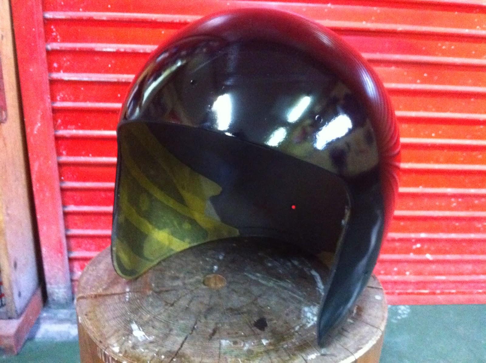 2056475177 - カスタムペイント工程 OGK ジェットヘルメット