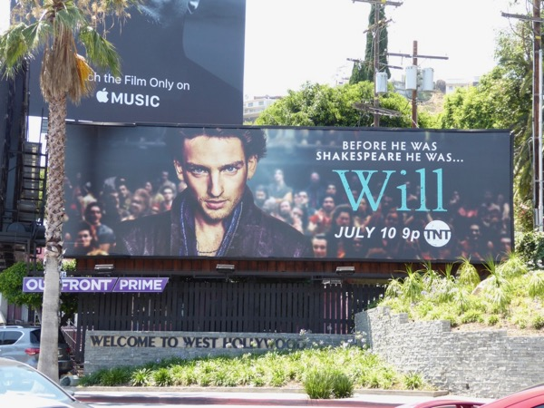 Will season 1 billboard