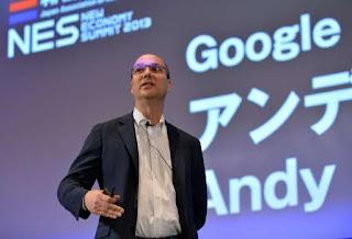 Smartphone Buatan Bapak Android Sudah Resmi Muncul