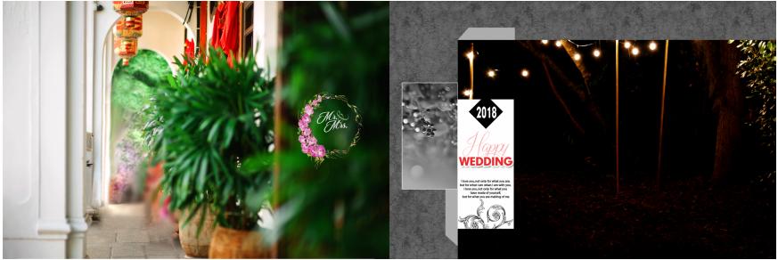 01 Pre Wedding Album 12x36 Psd Sheets Free Download