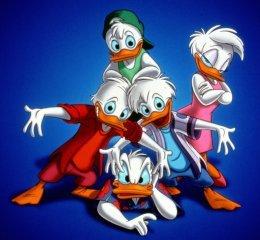 Quack Pack Serie Completo Audio Latino