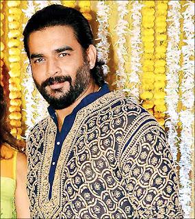 Bollywood actor Madhavan