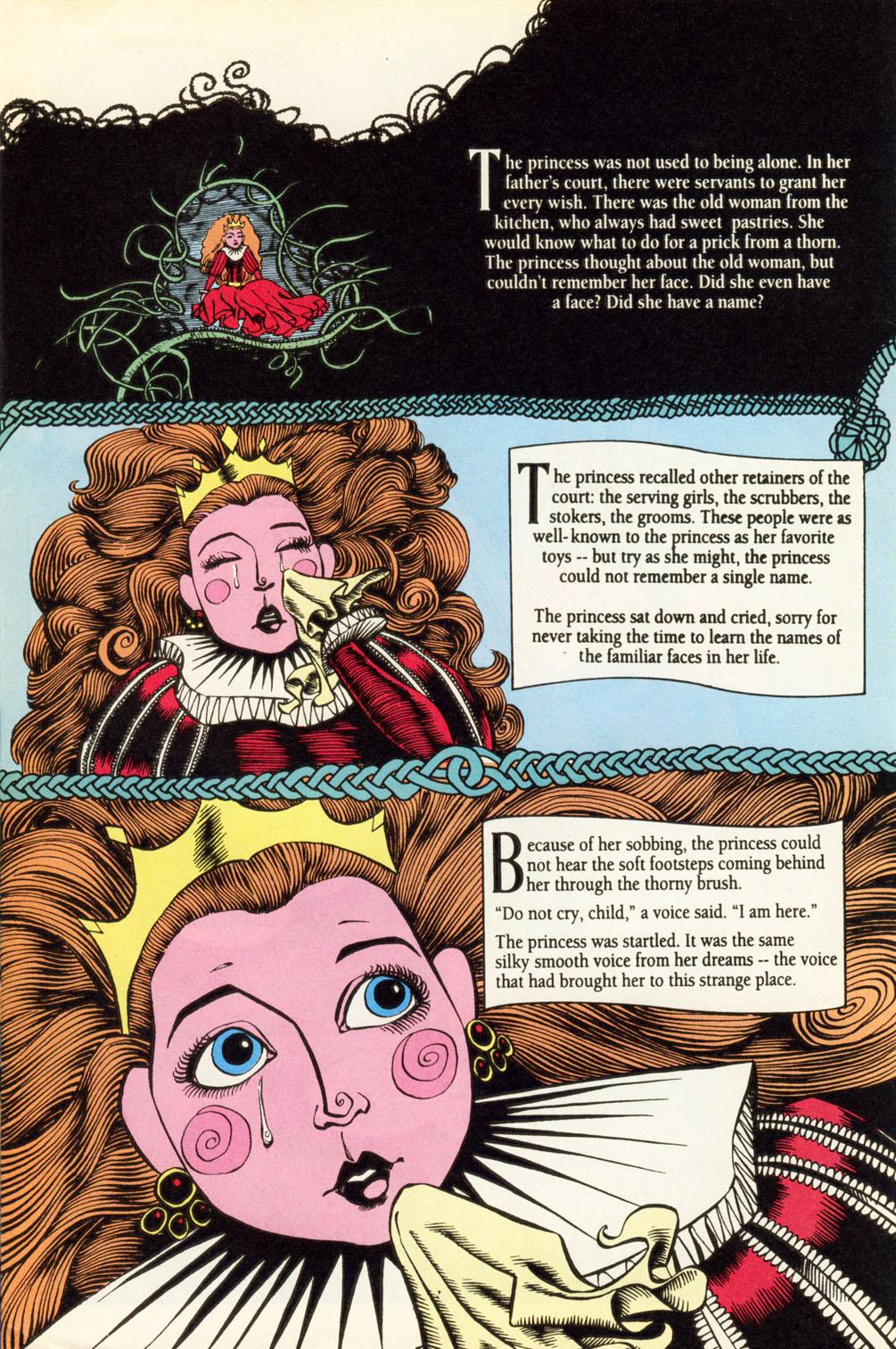 Read online Animal Man (1988) comic -  Issue #84 - 4