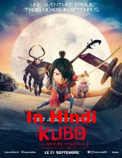 Kubo and the Two Strings (2016) Hindi Dubbed DVDRip 700MB