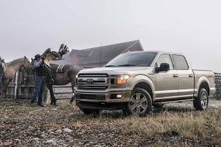 Ford et son F-Series leaders des ventes américaines