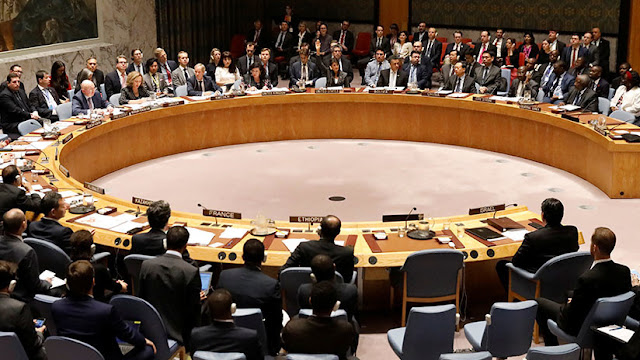 Consejo de Seguridad de la ONU rechaza el proyecto presentado por EE.UU. sobre Israel