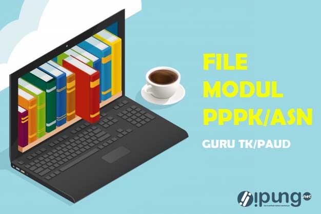 Modul Seleksi PPPK/ASN Guru TK/PAUD