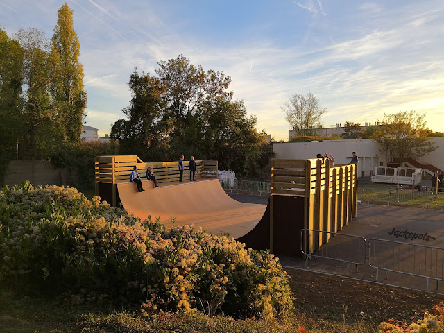 Skatepark Kremlin Bicetre