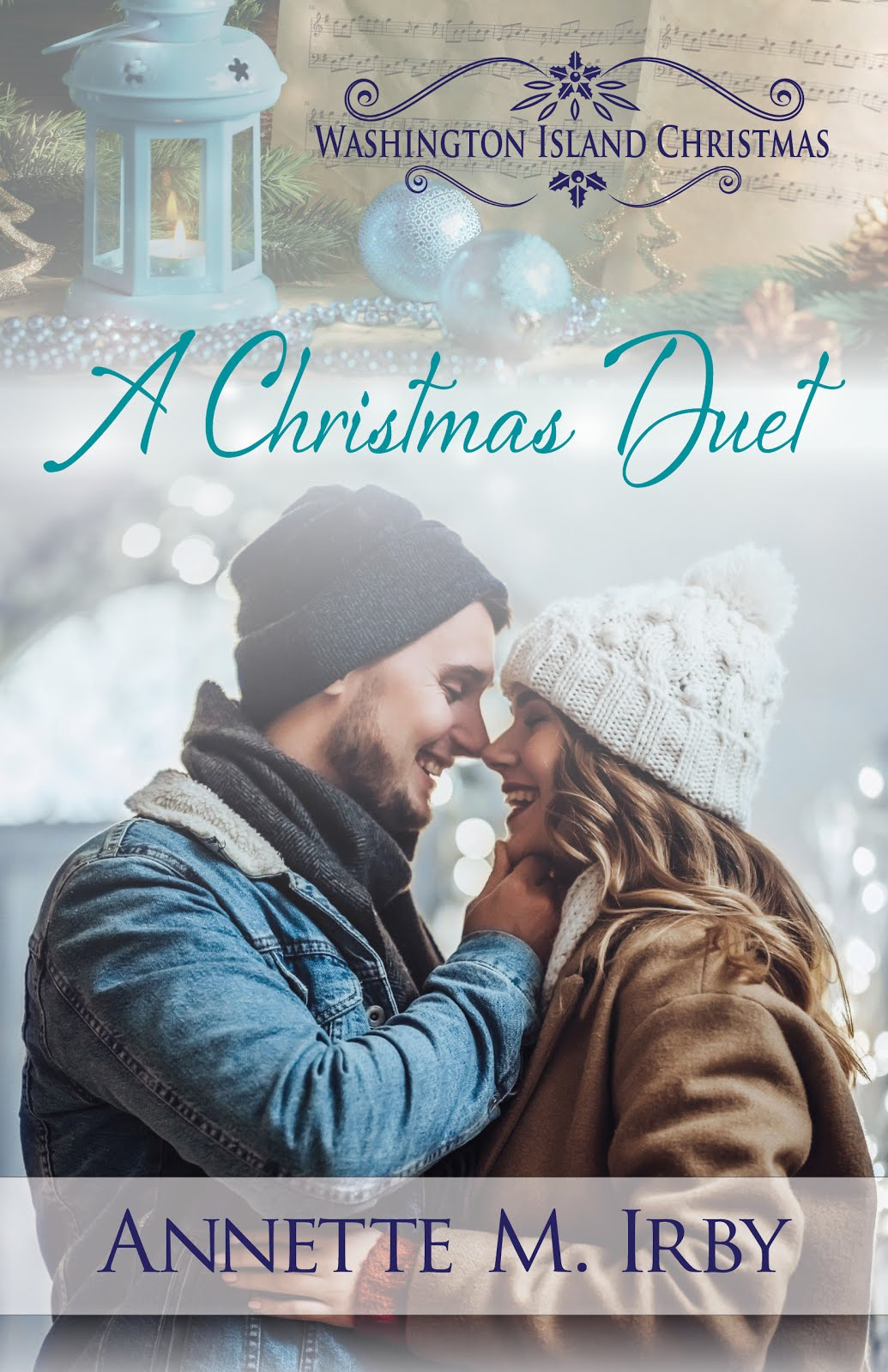 Washington Island Christmas novella, included in Melodies of Christmas Love collection