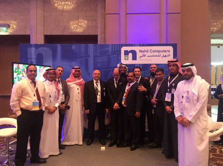 مطلوب أخصائي مبيعات أول - أجهزة تكنولوجيا المعلومات - المملكة العربية السعودية