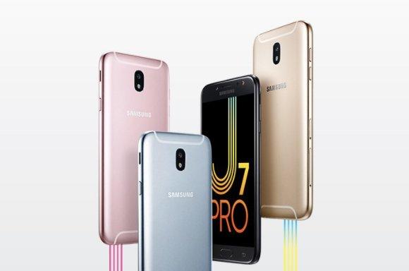 Spesifiksi Samsung Galaxy J7 Pro