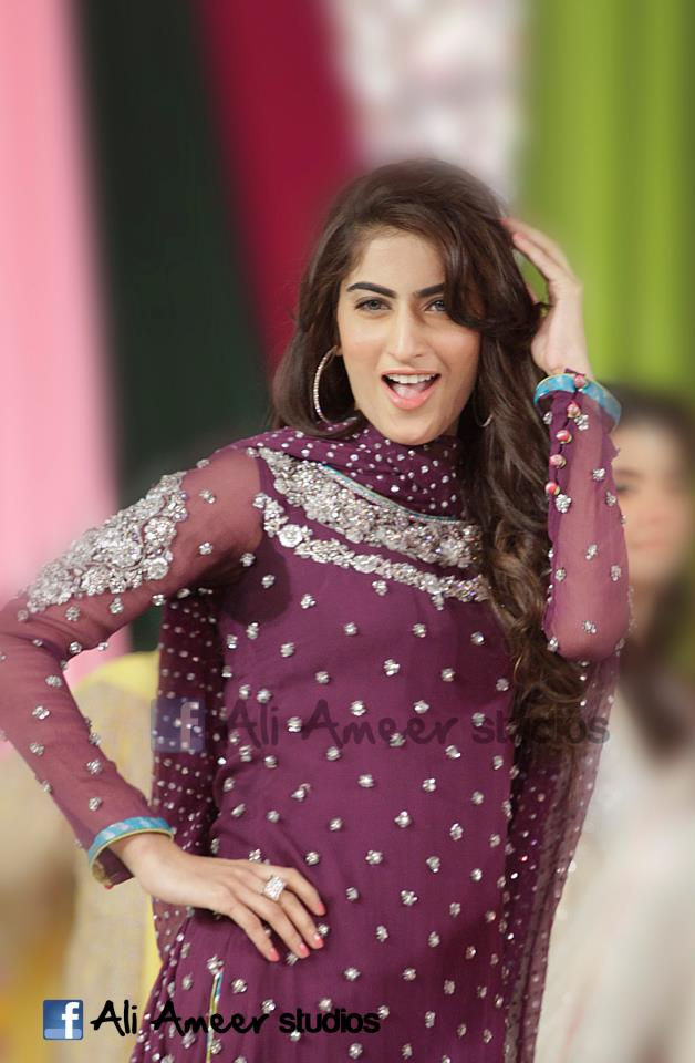 Fashion Ki Dunia Sadia Imam Mehndi At Good Morning Pakistan