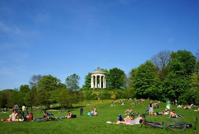 Englisher Garten