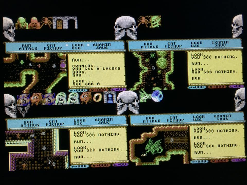 * COMMODORE C64 * LA ROLLS DES 8BIT - Page 7 Dragon