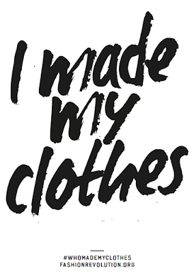 I made my clothes - #whomademyclothes #fashionrevolution