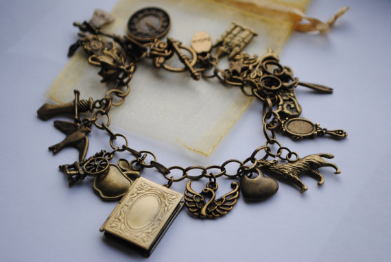 Today I Want To Share With You My Second Purchase From Lucinda S The Once Upon A Time Ultimate Storybrooke Main Characters Bracelet