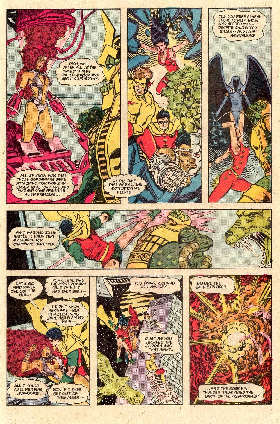 Read online Secret Origins (1986) comic -  Issue # _Annual 3 - 50