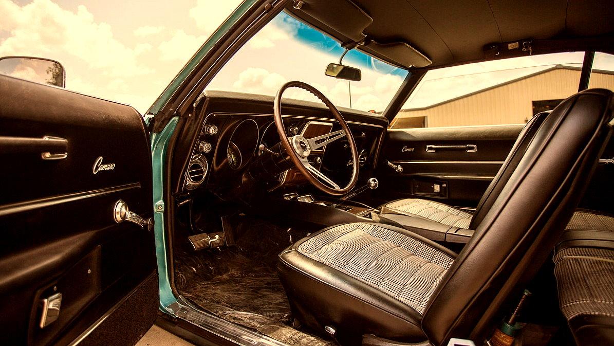 Muscle Car Collection 1968 Chevrolet Camaro Rs Z28 Cross Ram Review Caprice 2 Door