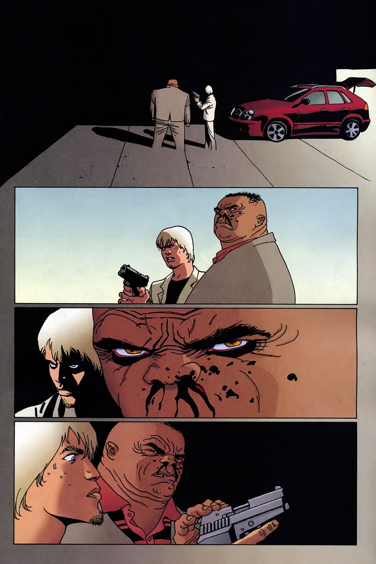 Read online 100 Bullets comic -  Issue #97 - 9