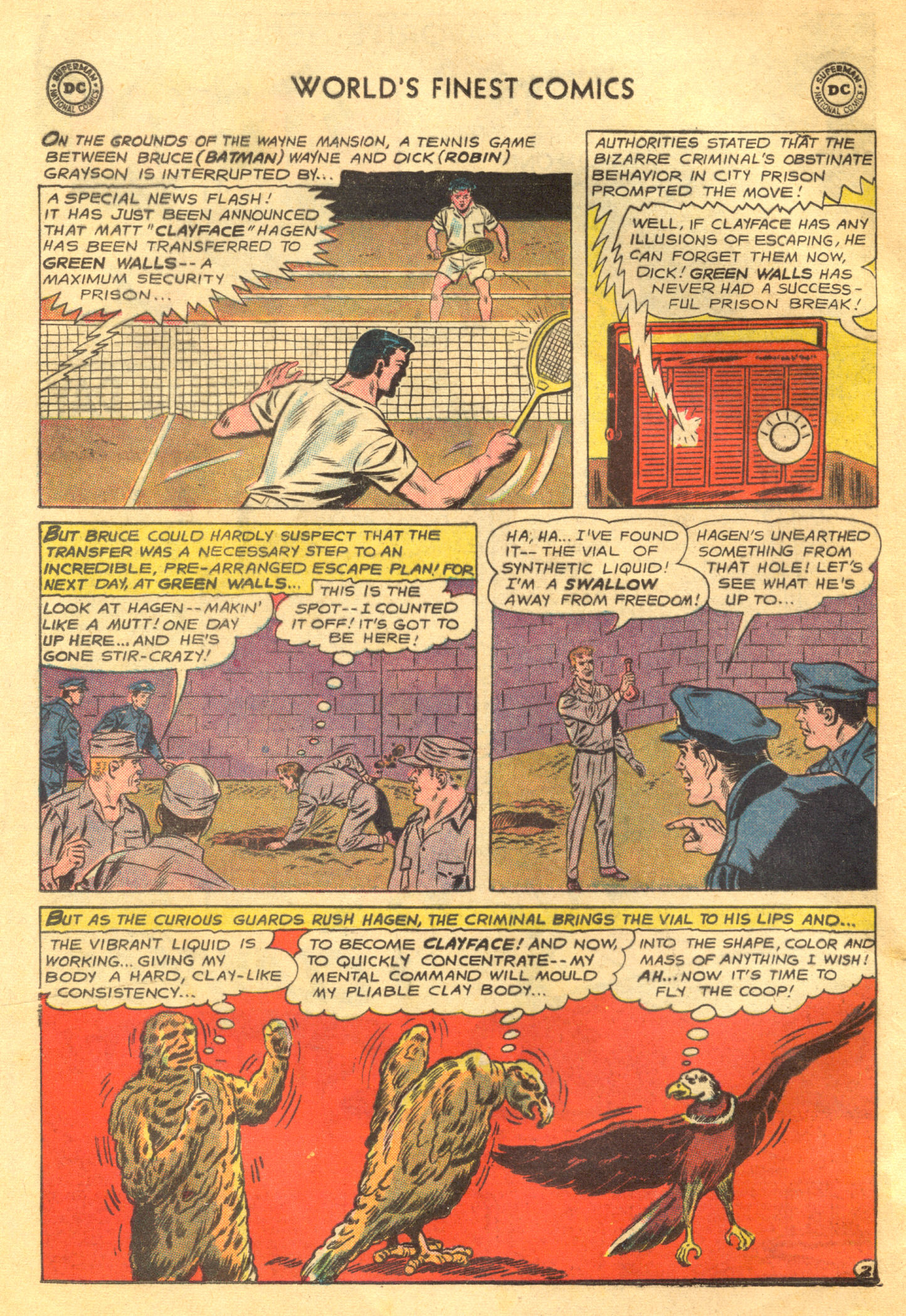 Read online World's Finest Comics comic -  Issue #140 - 4