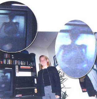 Man Captures Evidence of a Ghostly Skeletal Apparition