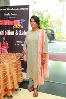 Bollywood Actress Sana Khan Launches Aakrithi Exibition  0209.JPG