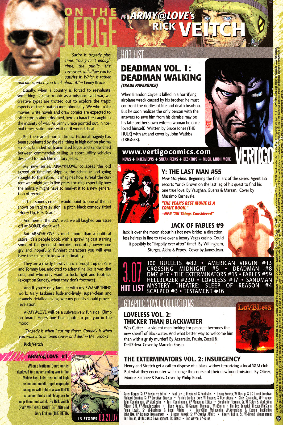 Read online 100 Bullets comic -  Issue #82 - 24