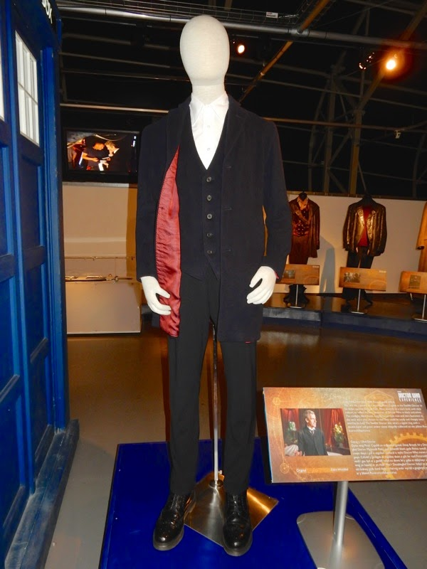 Peter Capaldi 12th Doctor Who costume