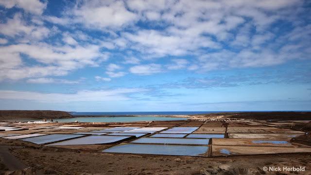 Salinas de Janubio, Meersalz, Ausflugsziel Lanzarote