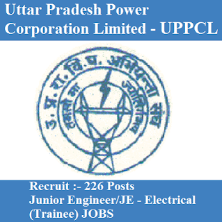 UPPCL Answer Key, Answer Key, uppcl logo