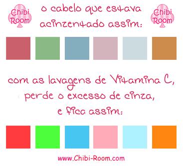 tinta vitamina c