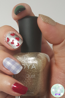 Jamberry Sereniity Breeze | Kat Stays Polished