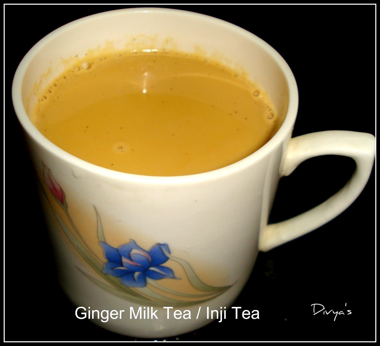 Ginger Milk Tea Inji Tea You Too Can Cook,Bamboo Floors Drawing