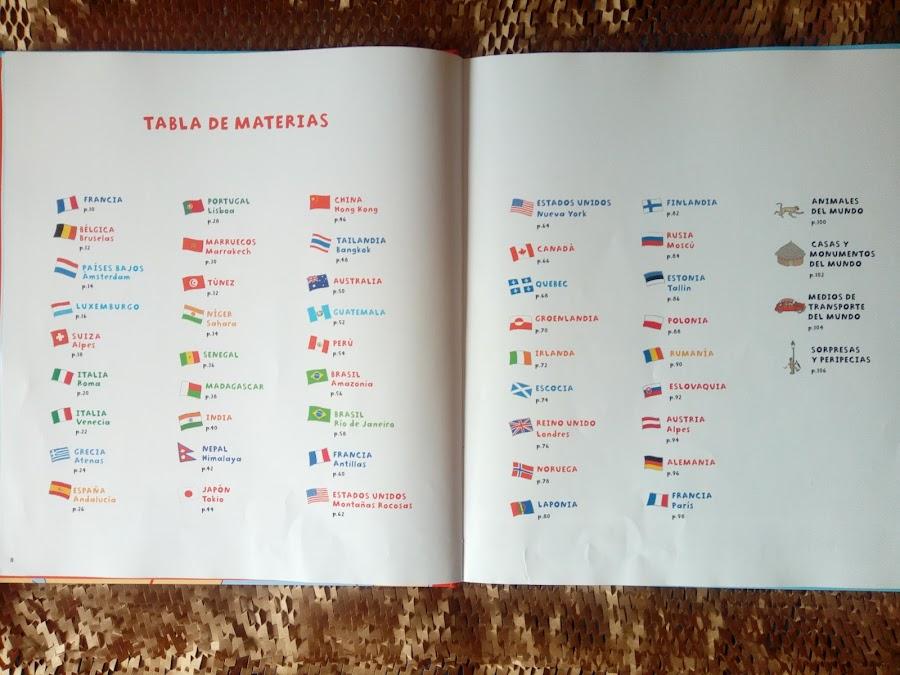 Banderas y paises busca y encuentra