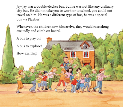 Illustration from Jay-Jay And His Island Adventure
