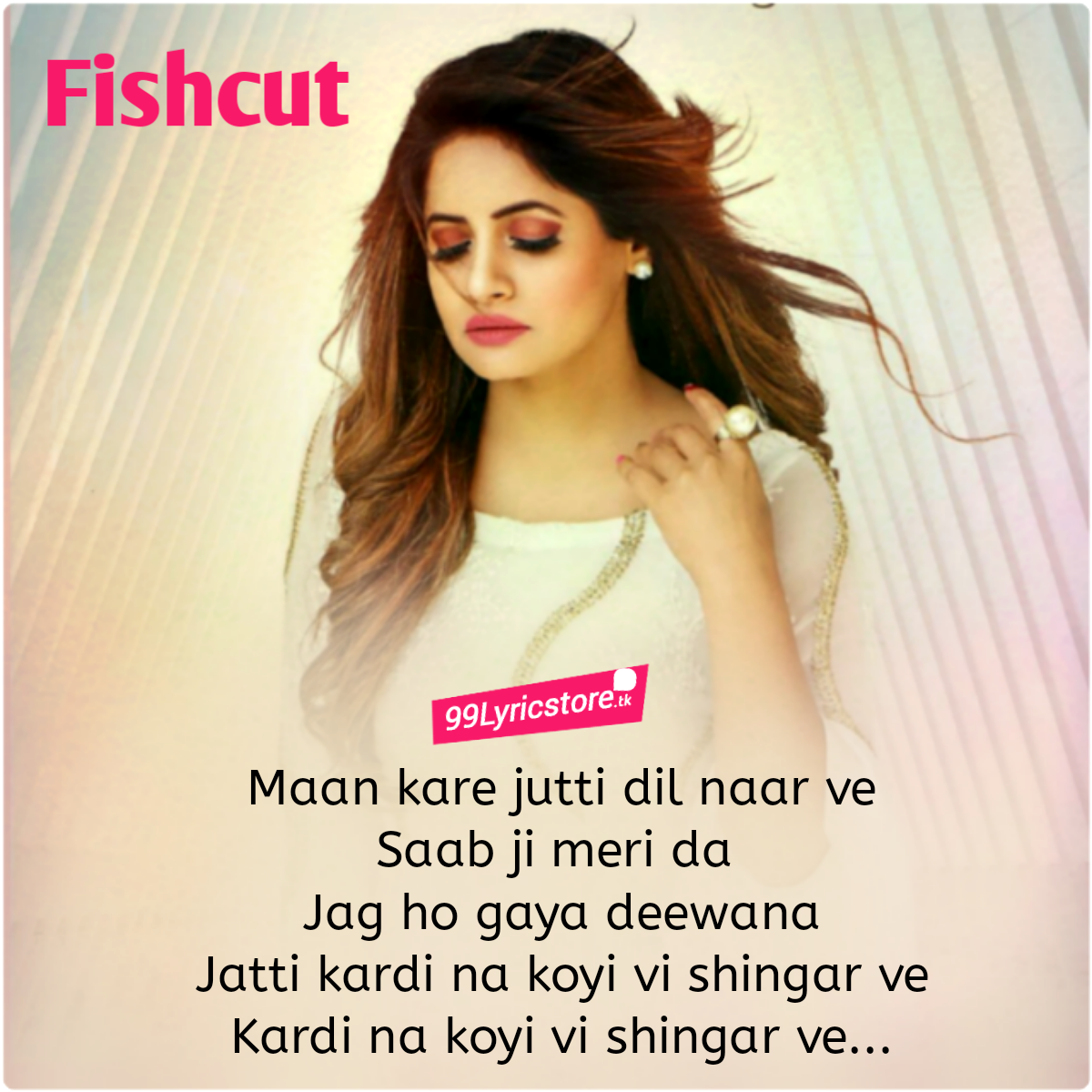 Miss Pooja fishcut Lyrics dj dips