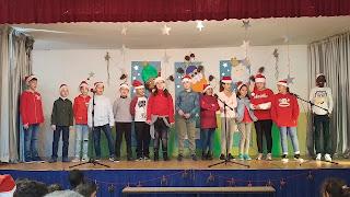 Actuación Navidad 2017. Cuarto.
