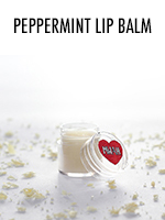 Lovely lip balm - pucker up!