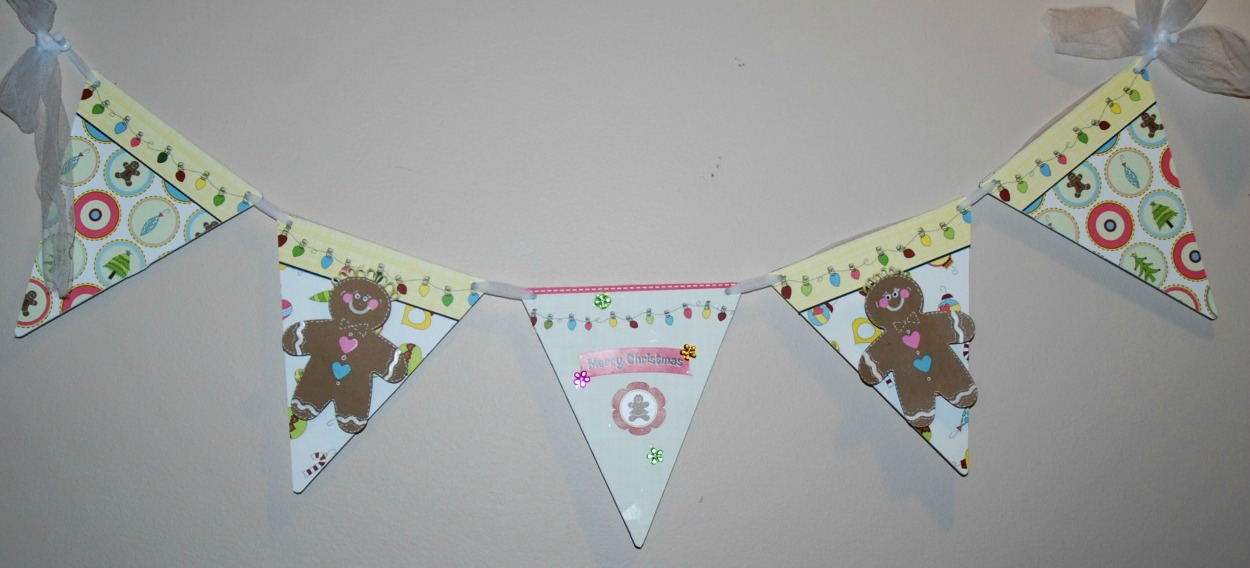Cardmonkey S Paper Jungle Day 3 Of The Christmas Banners For
