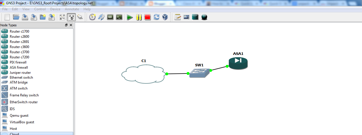 The Diary of a Networker: Emulating Cisco ASA 8 4 2 on GNS3