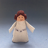 Princess Leia - Star Wars craft