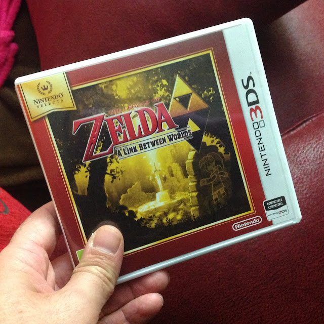 He Jugado A The Legend Of Zelda A Link Between Worlds Nintendo 3ds
