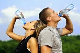 Hidup sehat alami dengan Air Putih