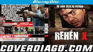 Hostage X Bluray  - Rehen X