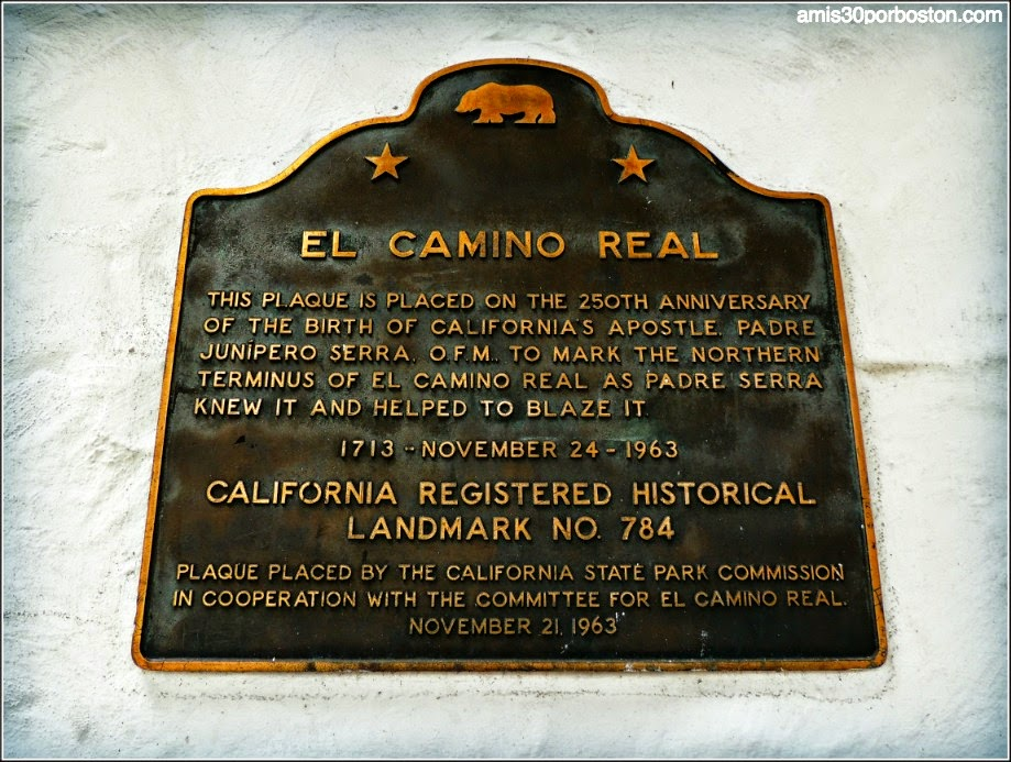 El Camino Real, San Francisco
