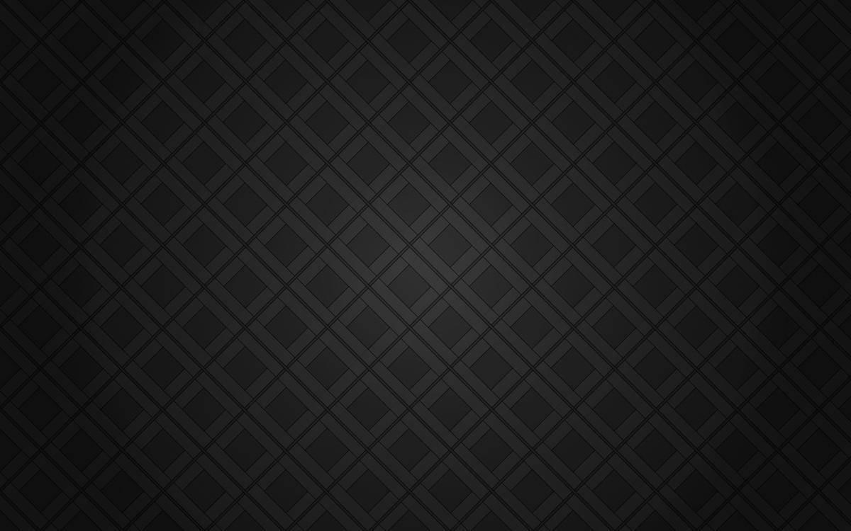 Fondo De Pantalla Abstracto Textura Rombos Negros