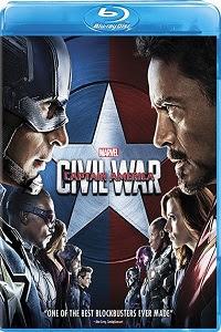 Captain Amerika : Civil War (2016) Bluray Full Movie