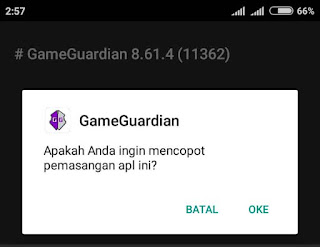 cara cheat pubg mobile game guardian
